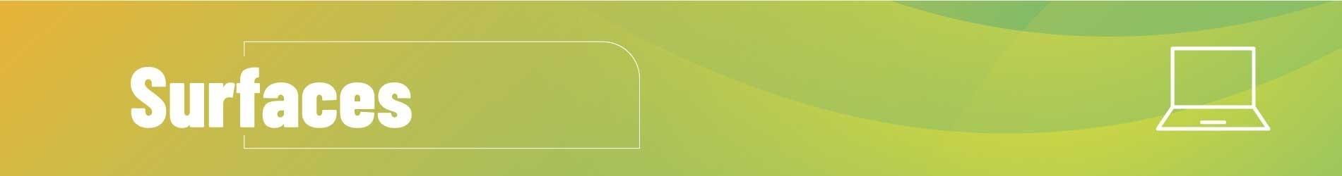 Compra Surface Reacondicionada con descuento de hasta un 60%