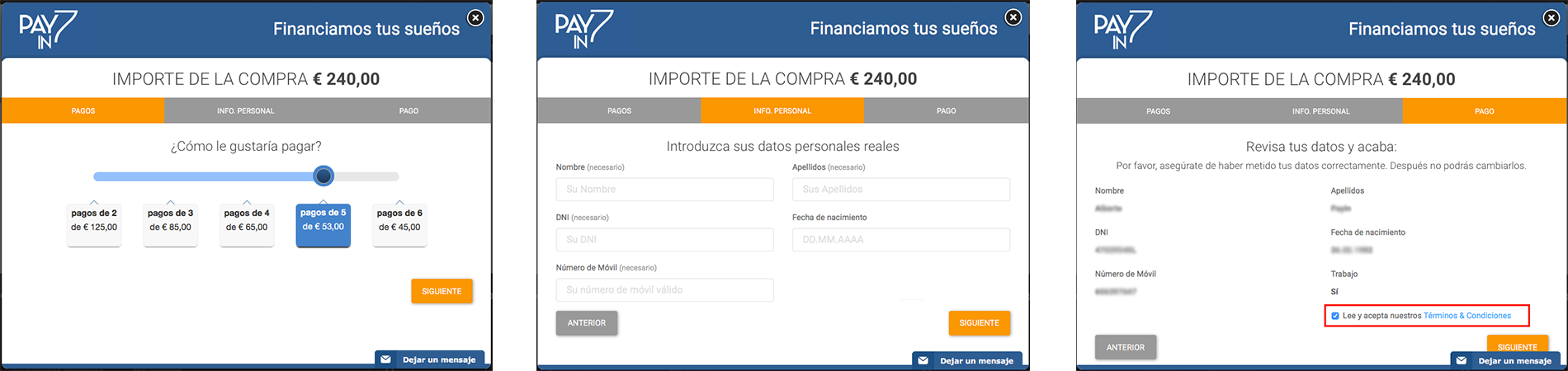 Financiera itShop